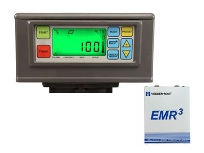 Meter calibration Veederroot