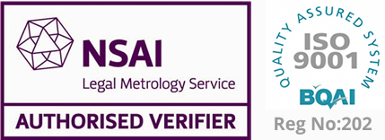 nsai authorised verifier iso 9001